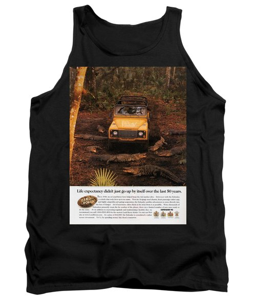 Land Rover Defender 90 Ad Tank Top