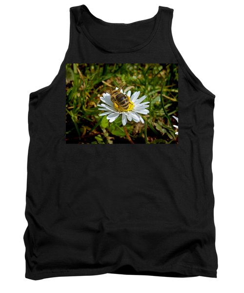 Tank Top featuring the photograph Landed by Nina Ficur Feenan