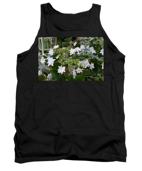 Tank Top featuring the photograph Shooting Star Bouquet by Jeannie Rhode