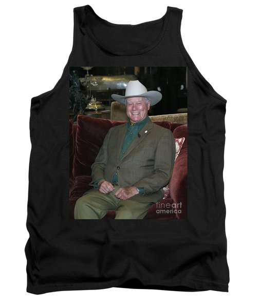 Larry Hagman Tank Top