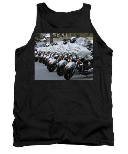 Tank Top featuring the photograph La's Finest by Shoal Hollingsworth