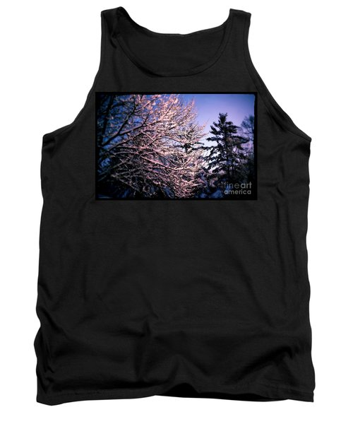 Last Peek Of Winter Sun Tank Top