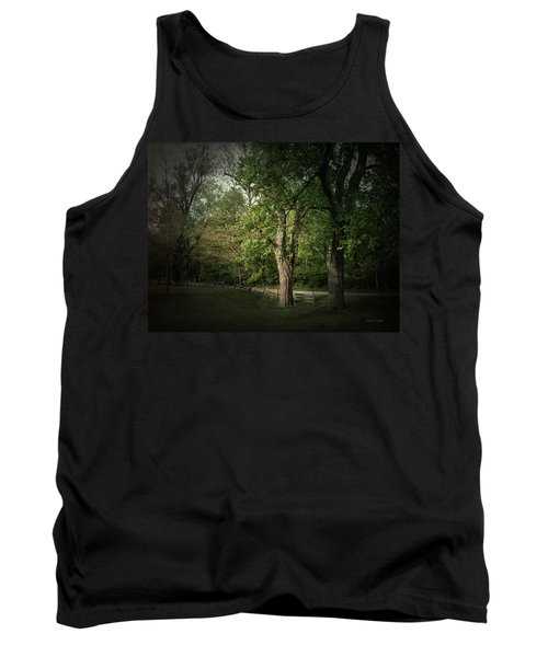 Late Day Drive Tank Top by Cynthia Lassiter