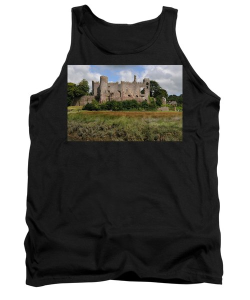 Laugharne Castle Tank Top