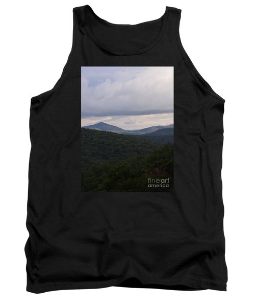 Laurel Fork Overlook 1 Tank Top by Randy Bodkins