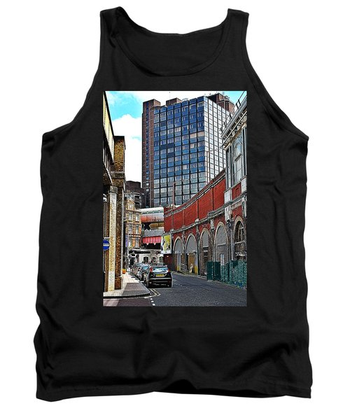 Layers Of London Tank Top
