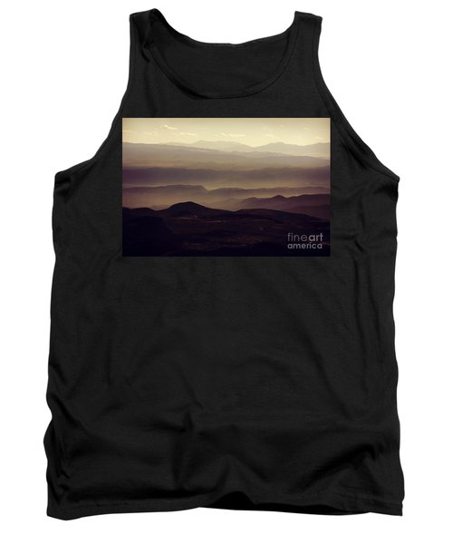 Layers Of Time Tank Top