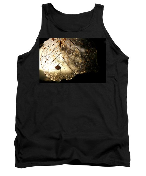 Tank Top featuring the photograph Faerie Wings II by Katie Wing Vigil