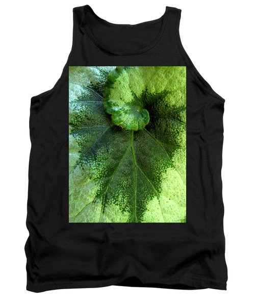 Leafy Greens Tank Top