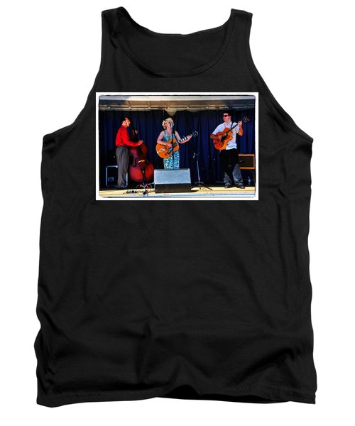 Tank Top featuring the photograph Leah And Her J Walkers by Mike Martin