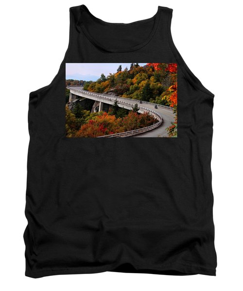 Lean In For A Ride Tank Top