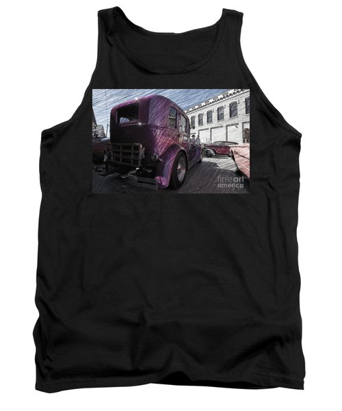 Tank Top featuring the photograph Leavenworth Kansas by Liane Wright