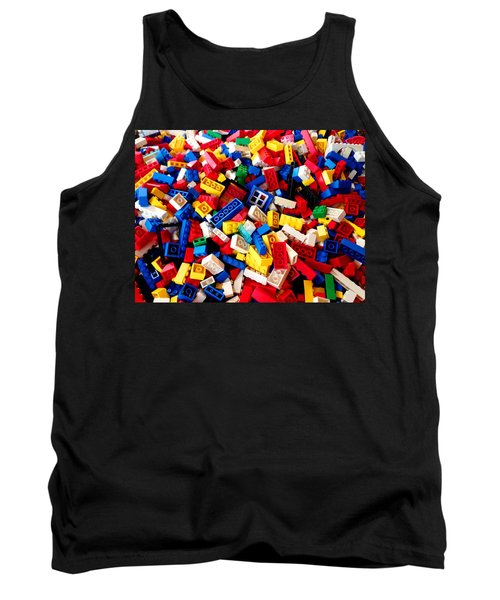 Lego - From 4 To 99 Tank Top