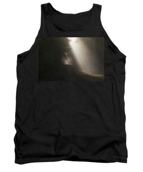Let The Sun Shine Tank Top