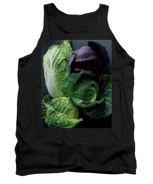 Lettuce Tank Top