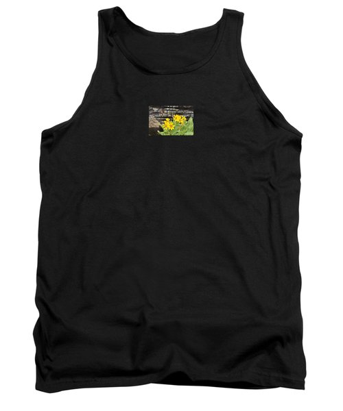 Life After Fire Tank Top by Michele Penner