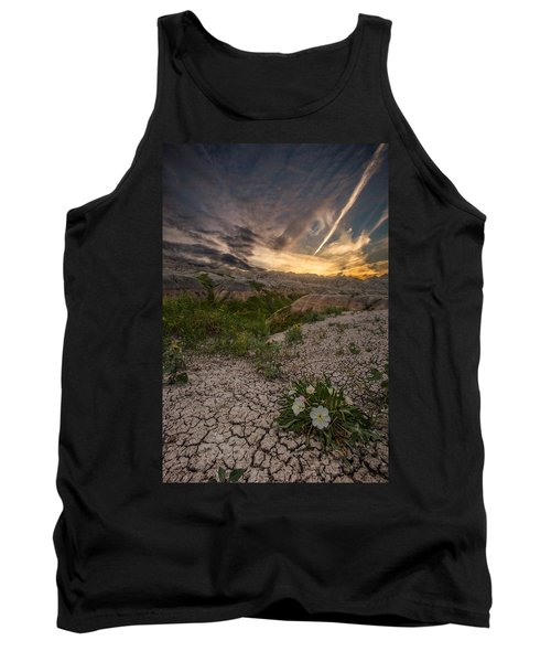 Life Finds A Way Tank Top