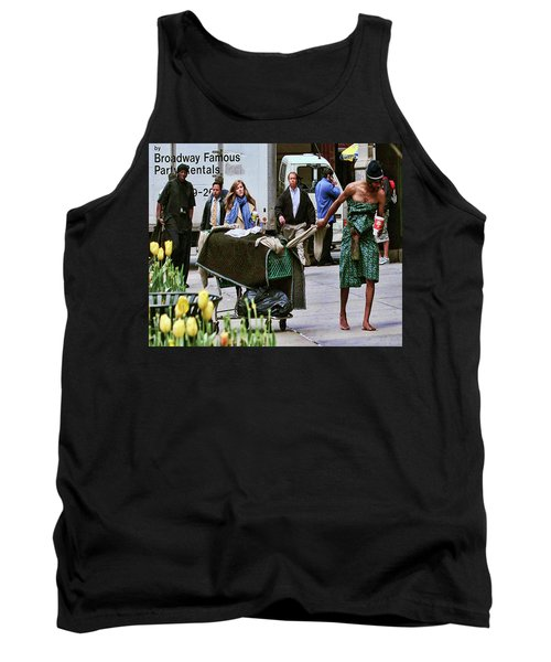 Life Goes On Tank Top