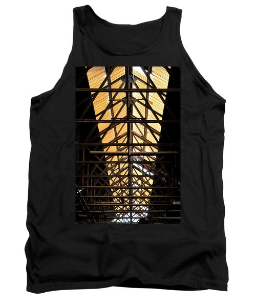 Light From Above Tank Top