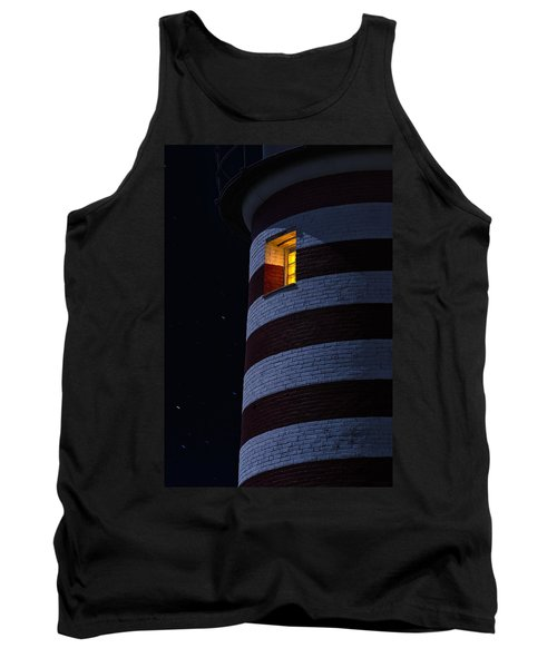 Light From Within Tank Top