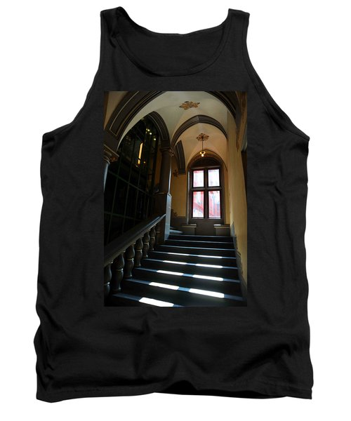 Lighted Stairs Tank Top