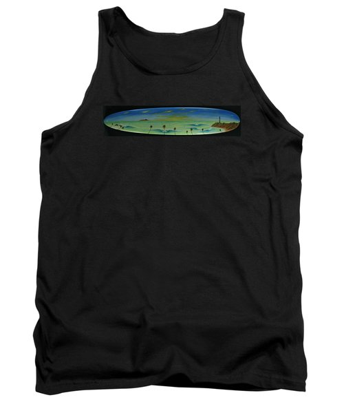 Lighthouse Surfers Cove Tank Top