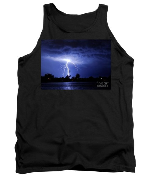 Power From Above Tank Top