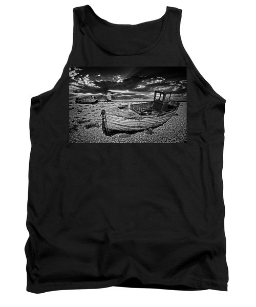 Tank Top featuring the photograph Like Moths To The Flame by Meirion Matthias