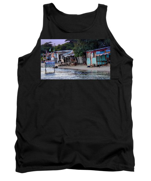 Liliput Craft Village And Bar Tank Top