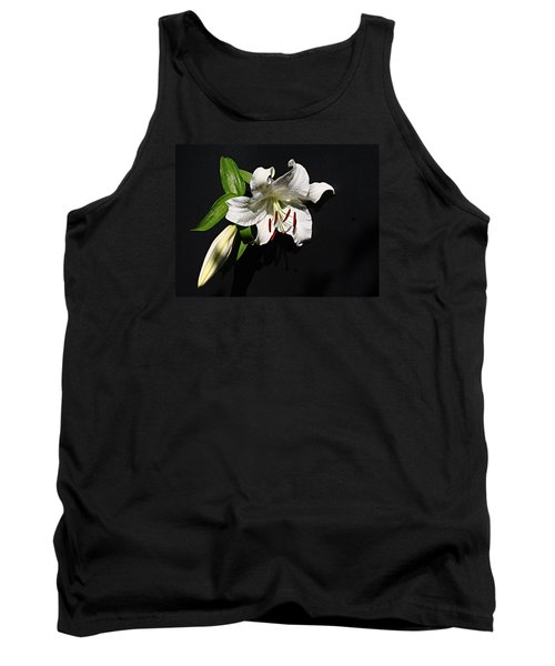 Lily At Daybreak Tank Top