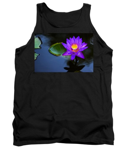 Lily Awakens Tank Top by Dave Files