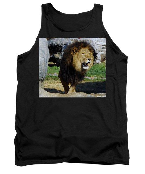 Lion 2 Tank Top