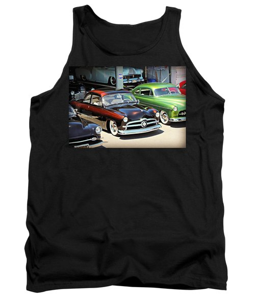Little Brown Shoebox Tank Top