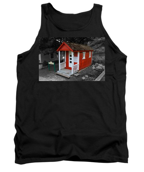 Little Red School House Tank Top
