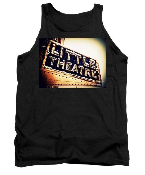 Little Theatre Retro Tank Top