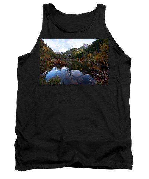 Tank Top featuring the photograph Lizard Lake by Jim Garrison