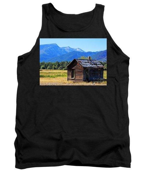 Tank Top featuring the photograph Location Location Location Montana by Joseph J Stevens