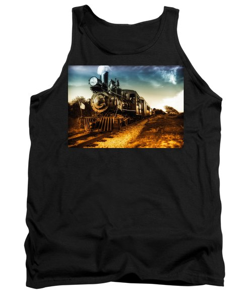 Locomotive Number 4 Tank Top