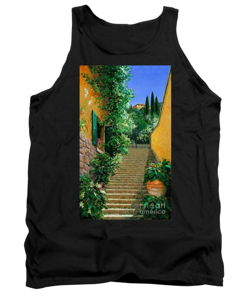 Lofty Heights Tank Top by Michael Swanson