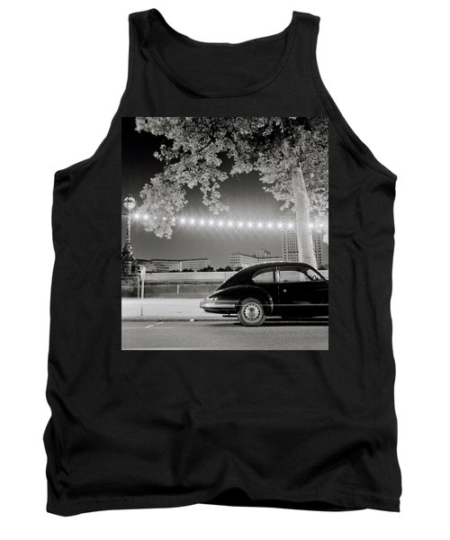 Porsche In London Tank Top by Shaun Higson
