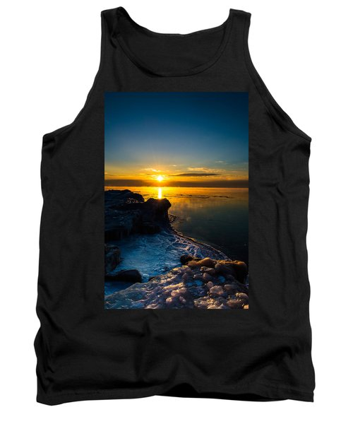 Long Cold Winter II Tank Top by James  Meyer