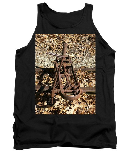 Tank Top featuring the photograph Long Forgotten by Sara  Raber