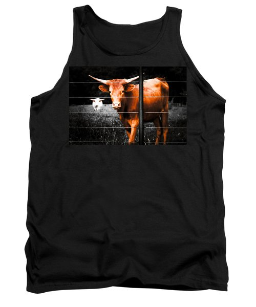 Longhorn Curiosity Tank Top