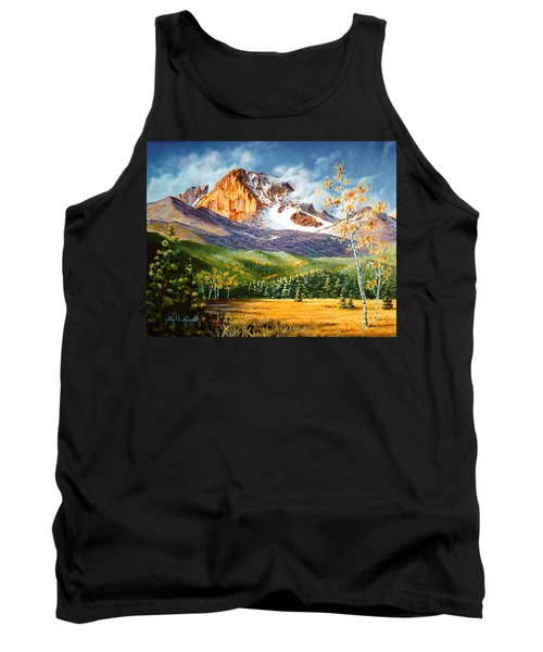 Longs Shadows Tank Top