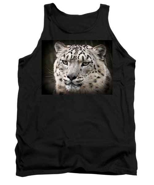 Look Into My Leopard Eyes Tank Top
