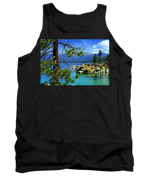 Looking North Tank Top