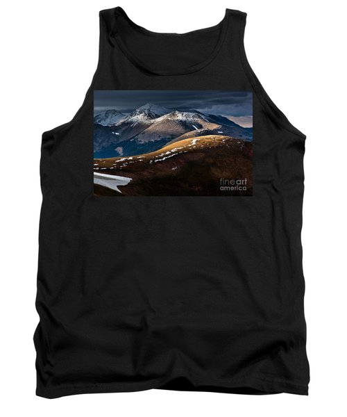 Looking To The Rawahs Tank Top