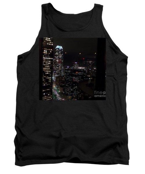Los Angeles Nightscape Tank Top