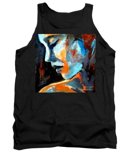 Lost In Time Tank Top