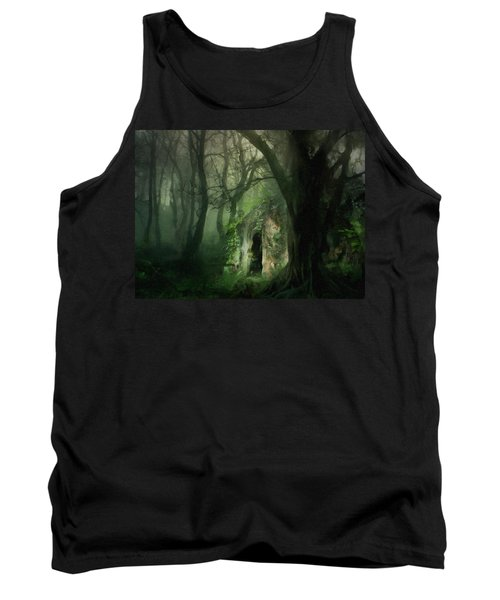 Love Affair With A Forest Tank Top